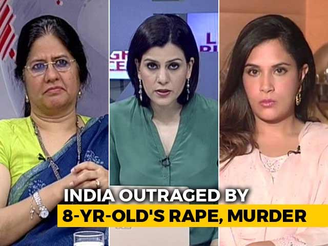 Video : Support For The Kathua Rape Accused Backfires On The BJP?
