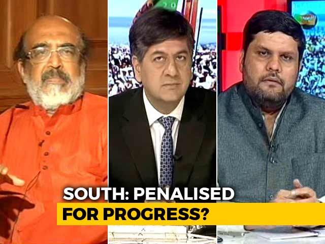 Video : Road To 2019: North South Money Wars