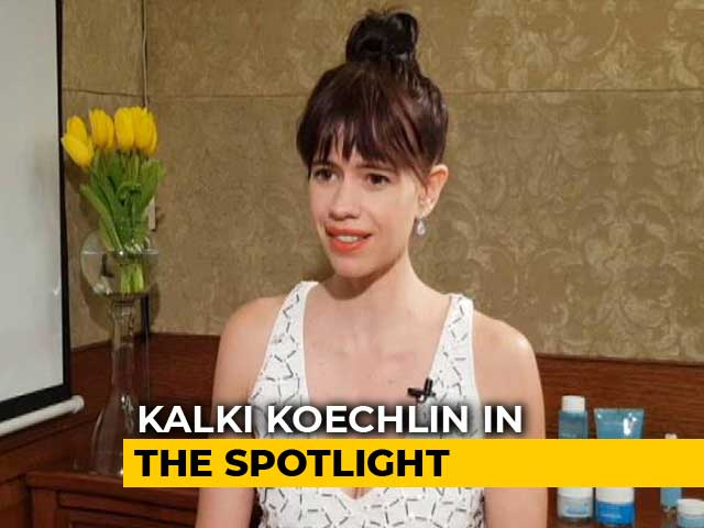 Kalki Koechlin Is Scared Of The Paparrazi Culture