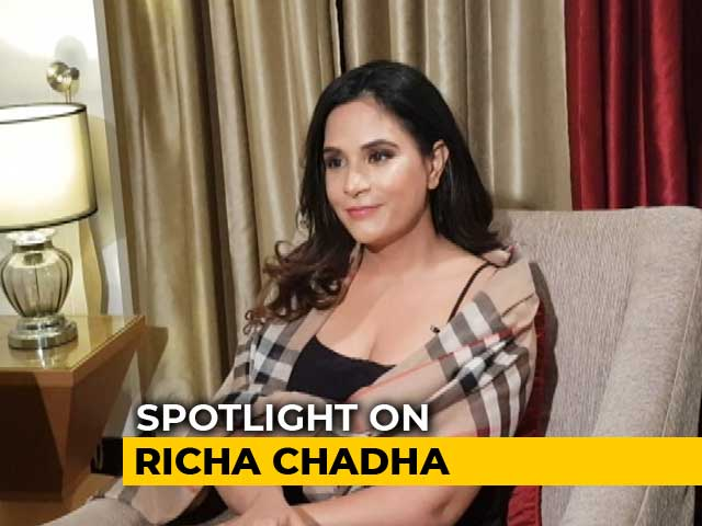 Video : Richa Chadha Would Prefer To Be 'An Outsider Than An Insider In Bollywood'