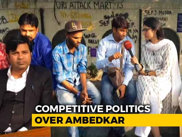Video : Everyone Wants A Piece Of Ambedkar