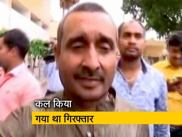 Videos : इंडिया 9बजे : आरोपी विधायक सीबीआई रिमांड पर