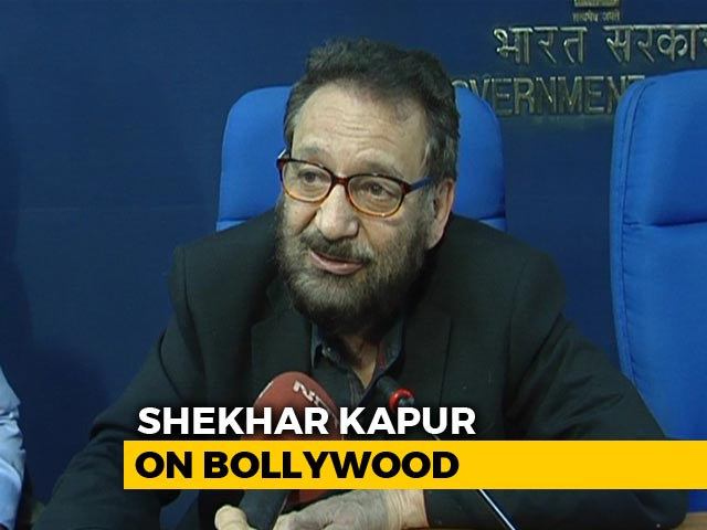 Shekhar Kapur Feels Bollywood Is Only Concerned With Box Office