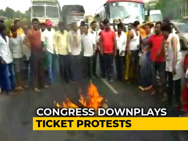 Video : Karnataka Elections: Congress Candidate List Sparks Protests