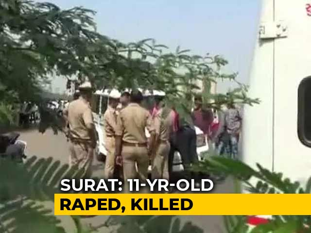 Video : After 10 Days, Surat Police Seek Help To Identify Raped, Murdered Child
