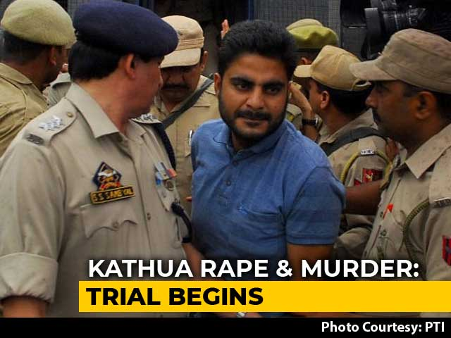 Video : 8 Accused Plead Not Guilty, Demand Narco Test As Kathua Rape Trial Begins
