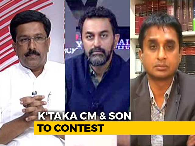 Karnataka Polls: Congress Family Combos And Return Of The Reddy Brothers