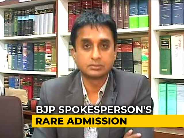 "Video : BJP Picks Corruption-Charged Reddy Brother In Karnataka, Says ""Compromise"""