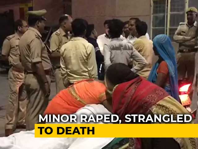 Video : Another Girl, 8, Raped And Murdered Amid Kathua Rage. This Time in UP