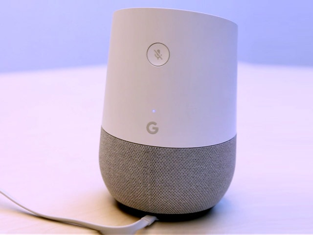 Video : Google Home Smart Speaker Unboxing And First Look
