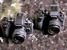 Panasonic Lumix G7, Lumix G85 Mirrorless Cameras First Look