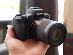 Canon EOS M50 Mirrorless Camera With Interchangeable Lens First Look