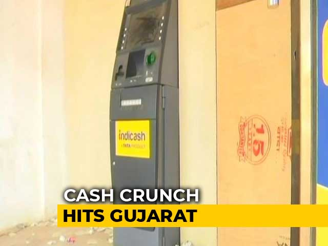 Video : Cash Crunch: Gujarat Banker's Body Writes To RBI
