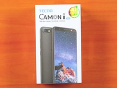 Tecno Camon i Sky Unboxing And First Look