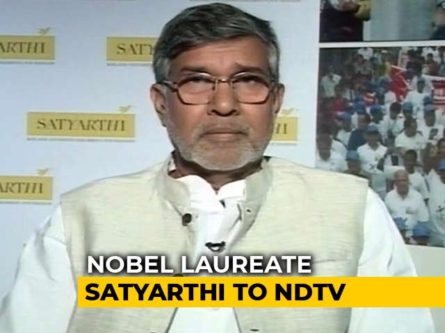 Video : Child Rape A National Emergency, Says Kailash Satyarthi