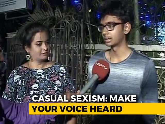 Video : Casual Sexism: Enough Is Enough
