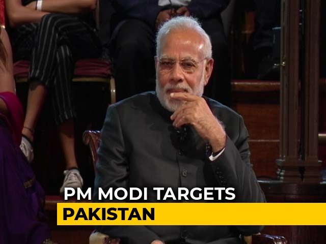 Video : After Surgical Strikes, We First Informed Pakistan, Says PM Modi