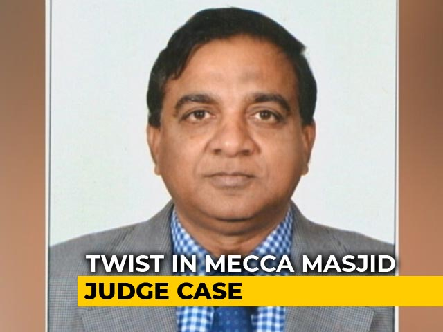 Video : Resignation Of Judge Who Cleared All Mecca Masjid Blast Accused Rejected