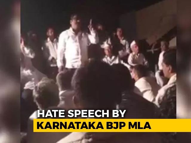 Video : Not Roads, Water; Polls About Hindu-Muslim: Karnataka BJP Lawmaker