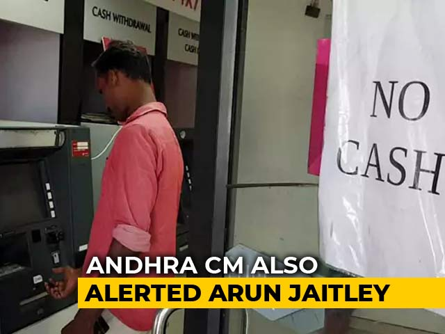 Video : Told You So: Andhra, Telangana Junk Centre's Cash Crunch Logic