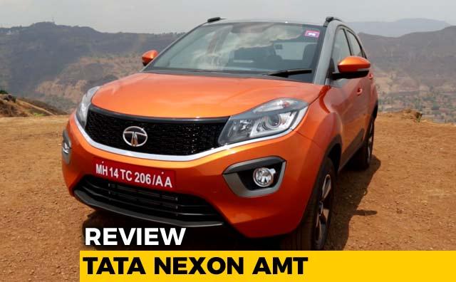 Video : 2018 Tata Nexon AMT Hyprdrive Review