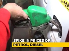 Video: Petrol Price Surges To Rs. 74.07 In Delhi, Highest Since September 2013