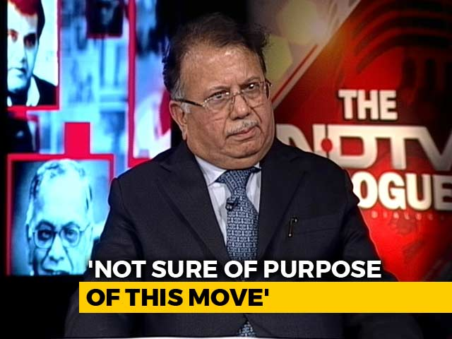 "Video : ""Purely Political"": Justice AP Shah On Opposition's Impeachment Move"