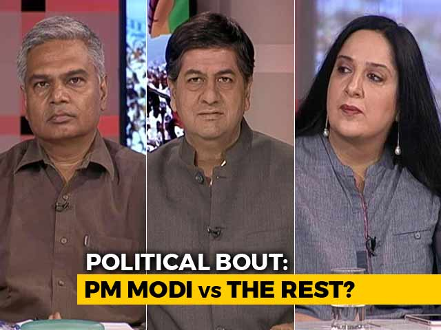 Video : Road To 2019: Will All Round Attacks Hurt Or Help PM Modi?