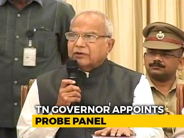 Video : 'Sex For Degree' Case: DMK Targets Tamil Nadu Governor, Demands CBI Probe
