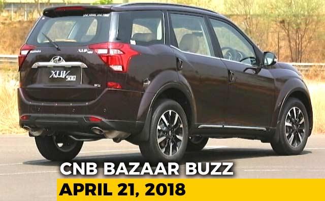 Video : Mahindra XUV5OO, Tata Nexon AMT, Pininfarina Electric Car, Electric Car Special