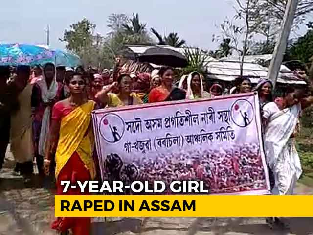 Video : Spike In Sexual Assault On Minors: Assam Records 20 Cases In Two Months