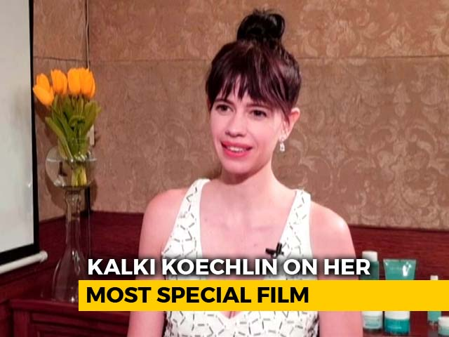 Video : <i>Dev D</i> Will Always Be A Special Film For Me: Kalki Koechlin