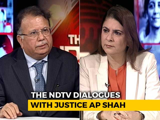 Video : 'Wish It Was Different', Says Justice AP Shah on Judge Loya Case Verdict