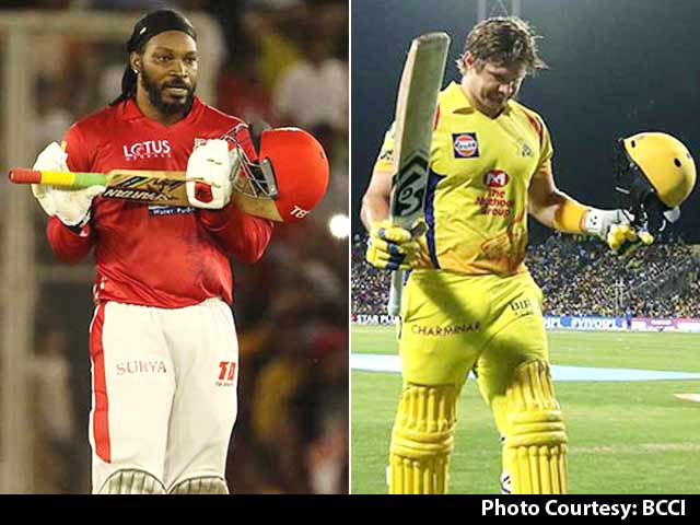 Chris Gayle And Shane Watson Get Better With Age