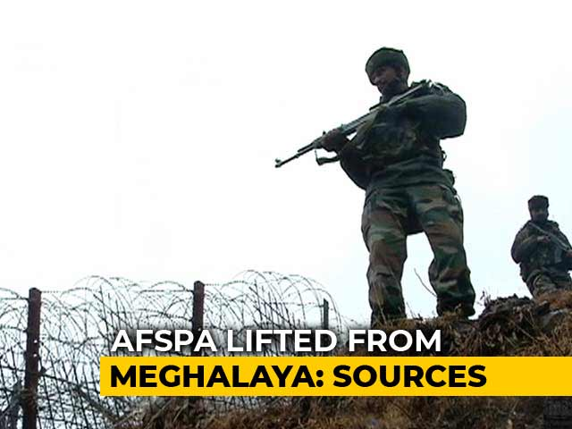 Video : Controversial Law That Gives Army Sweeping Powers Removed From Meghalaya