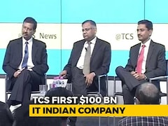 Video: TCS Hits $100 Billion Milestone, Trumps Accenture In Market Value