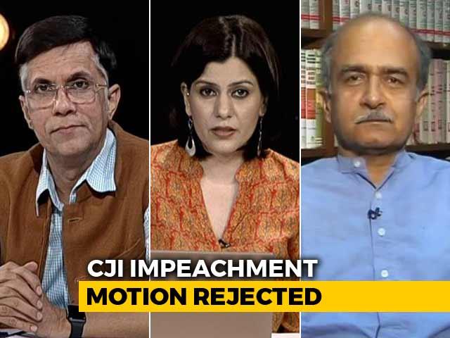Video : Did Impeachment Bid Against Chief Justice Backfire?