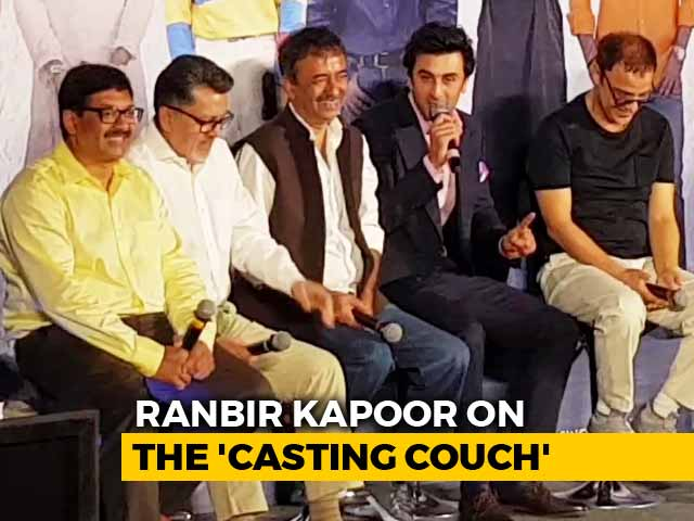 'Never Faced It': Ranbir Kapoor Jokes About Casting Couch