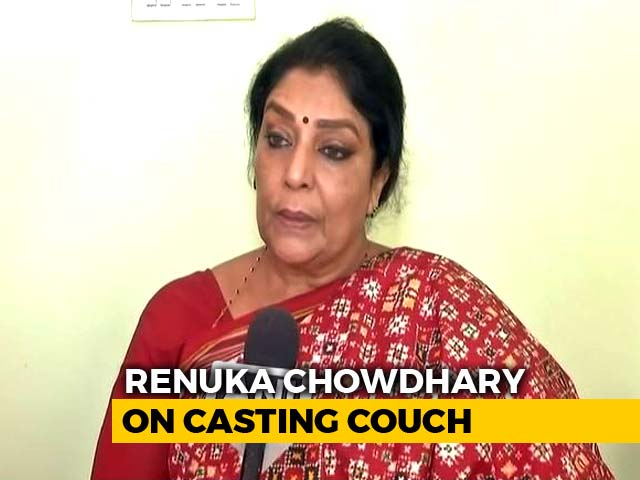 Video : Casting Couch Everywhere, Parliament Not Immune: Renuka Chowdhary