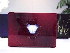 Avengers Edition Laptops By Acer