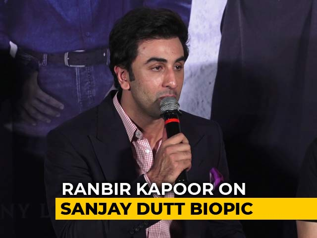 Everything About Sanju Was Shocking: Ranbir Kapoor