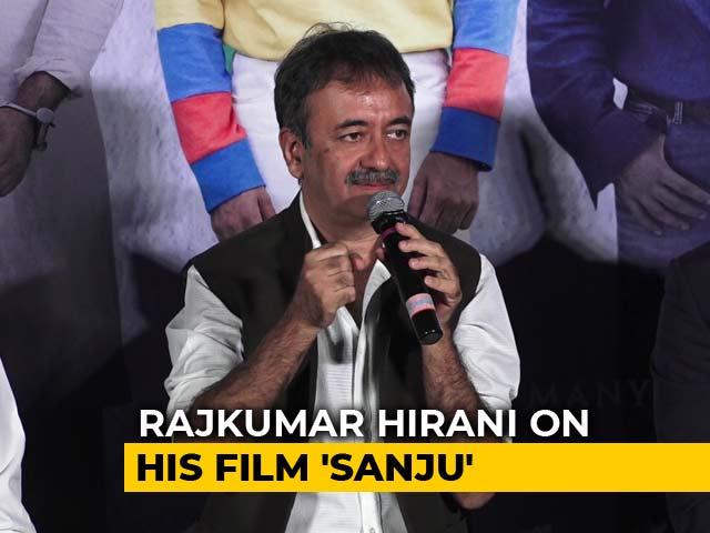 Video : Rajkumar Hirani On Casting Various Actresses In His Film <i>Sanju</i>