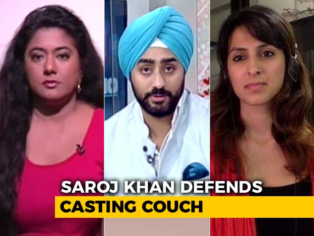 Video : 'Casting Couch': A Reality Across Industries?