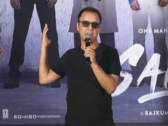 Video : Ranbir Kapoor's Choice Of Scripts Has Been Stupid: Vidhu Vinod Chopra