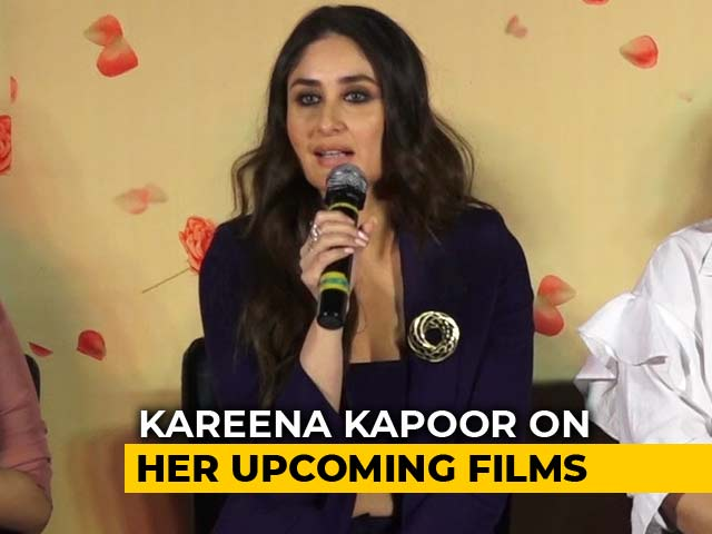 Video : I Will Do One Or Two Films A Year: Kareena Kapoor Khan