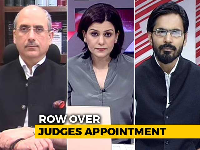 Video : Has The Government-Judiciary Rift Widened?