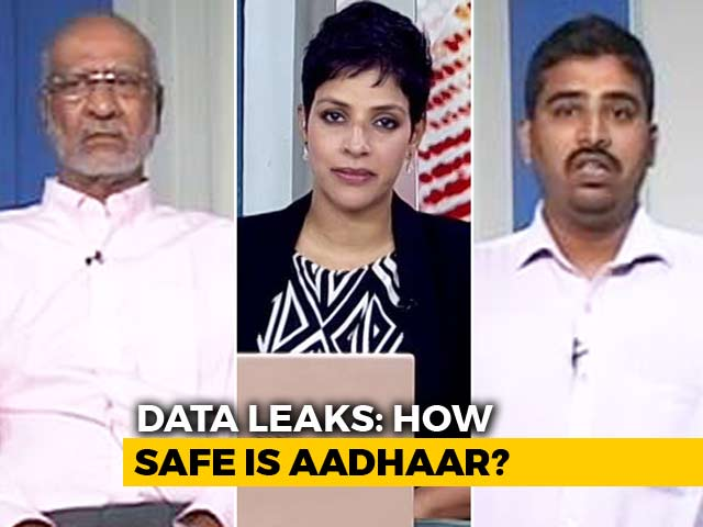 Video : New Leaks, New Controversies: How Safe Is Your Aadhaar Data?