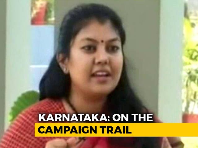 Video : Karnataka Assembly Election 2018: 'Ticket Given On Merit,' Say Children Of Famous Parents