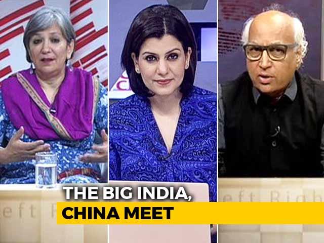 Video : Can India-China Bridge The Trust Deficit?