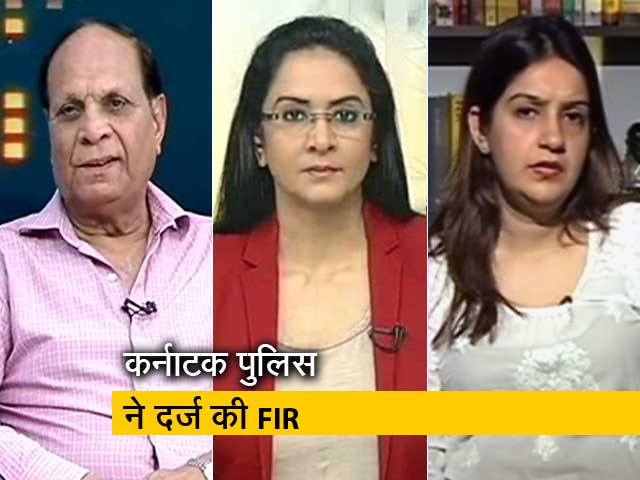 Video : प्राइम टाइम : राहुल गांधी के प्लेन में गड़बड़ी
